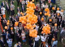 الاحتفال باليوم الملكي الهولندي